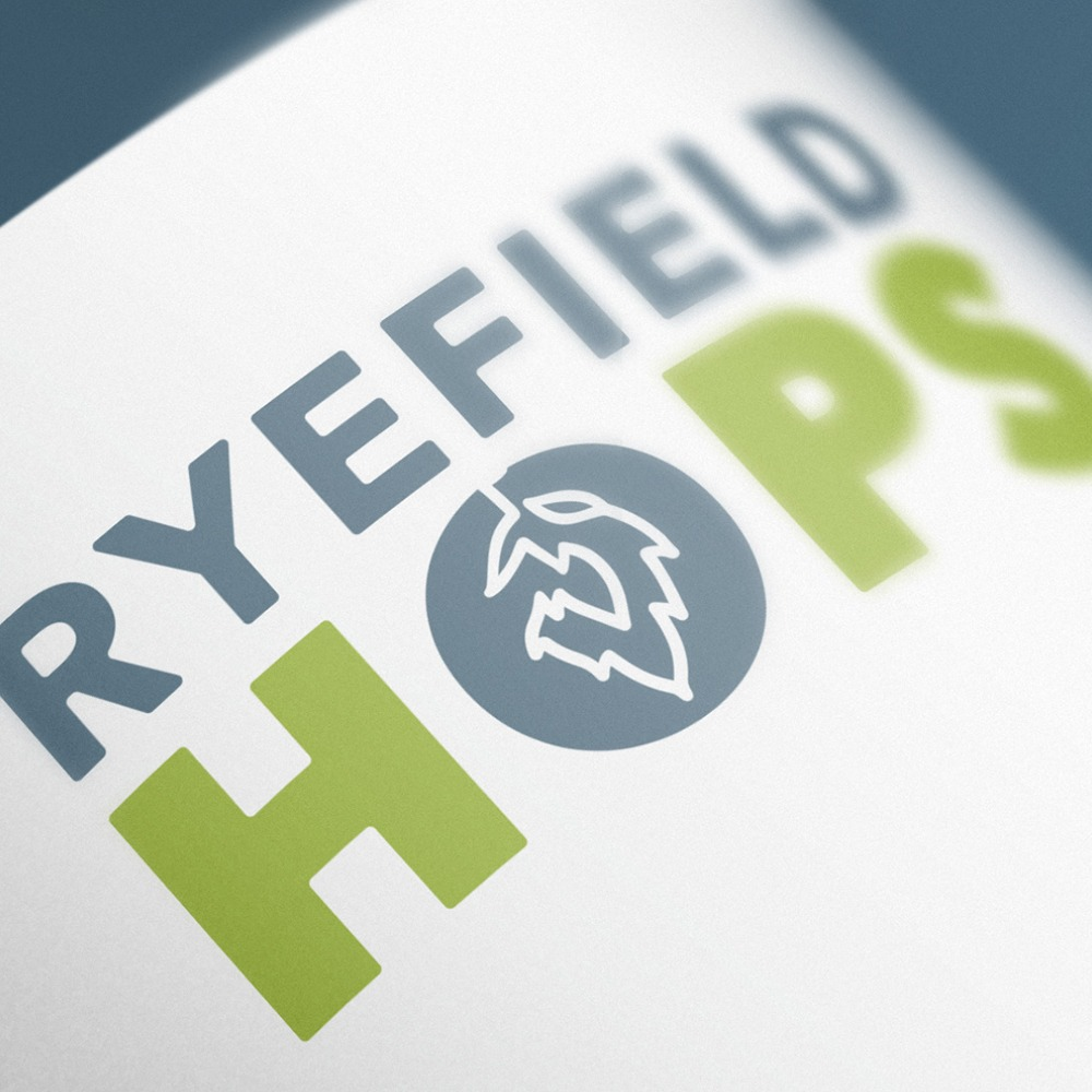 Sustainable hops for craft beer: Ryefield Hops