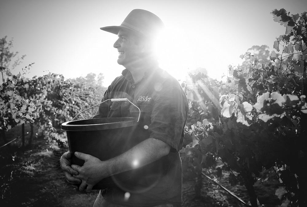 Daniel Binet - Wine Maker