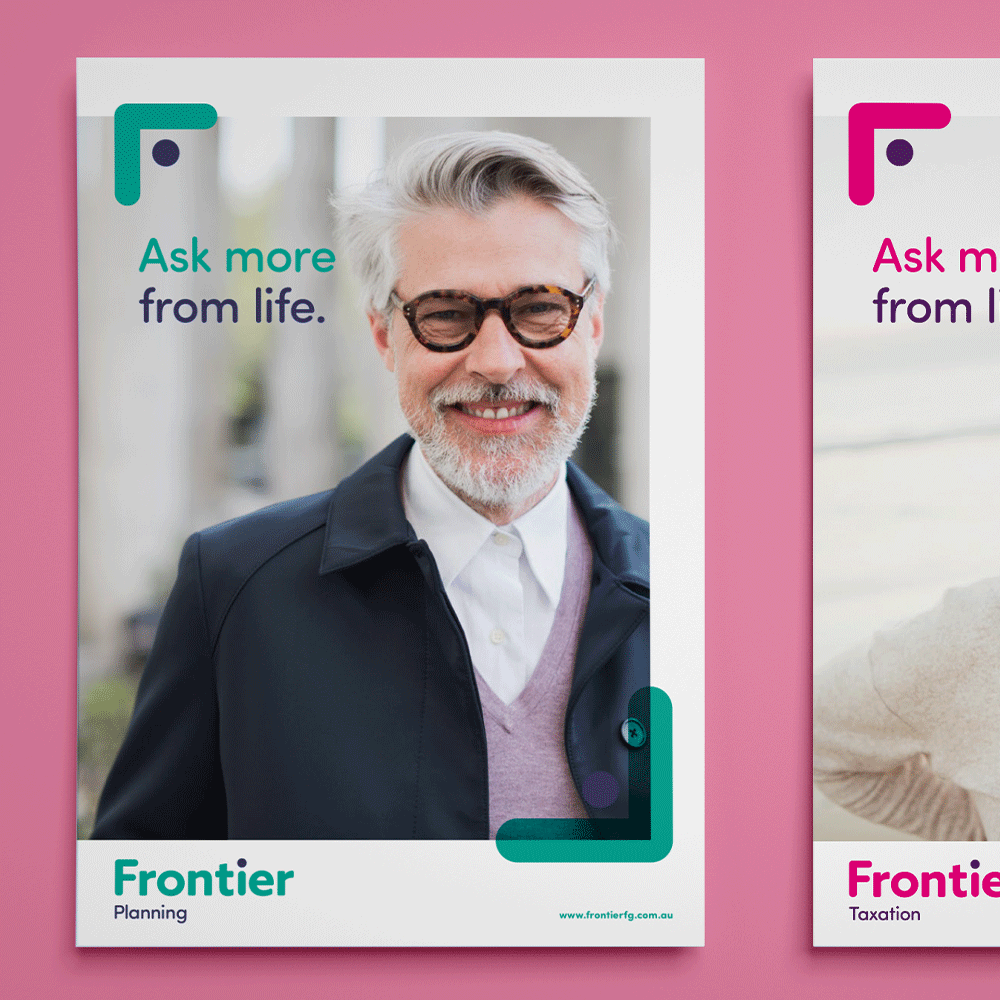 Ask more from Life: Frontier